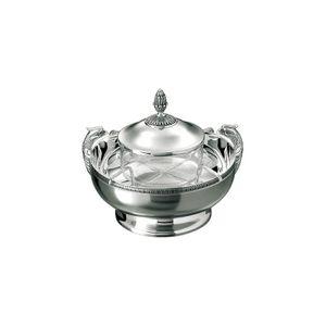 Set argintat pentru caviar Malmaison Christofle