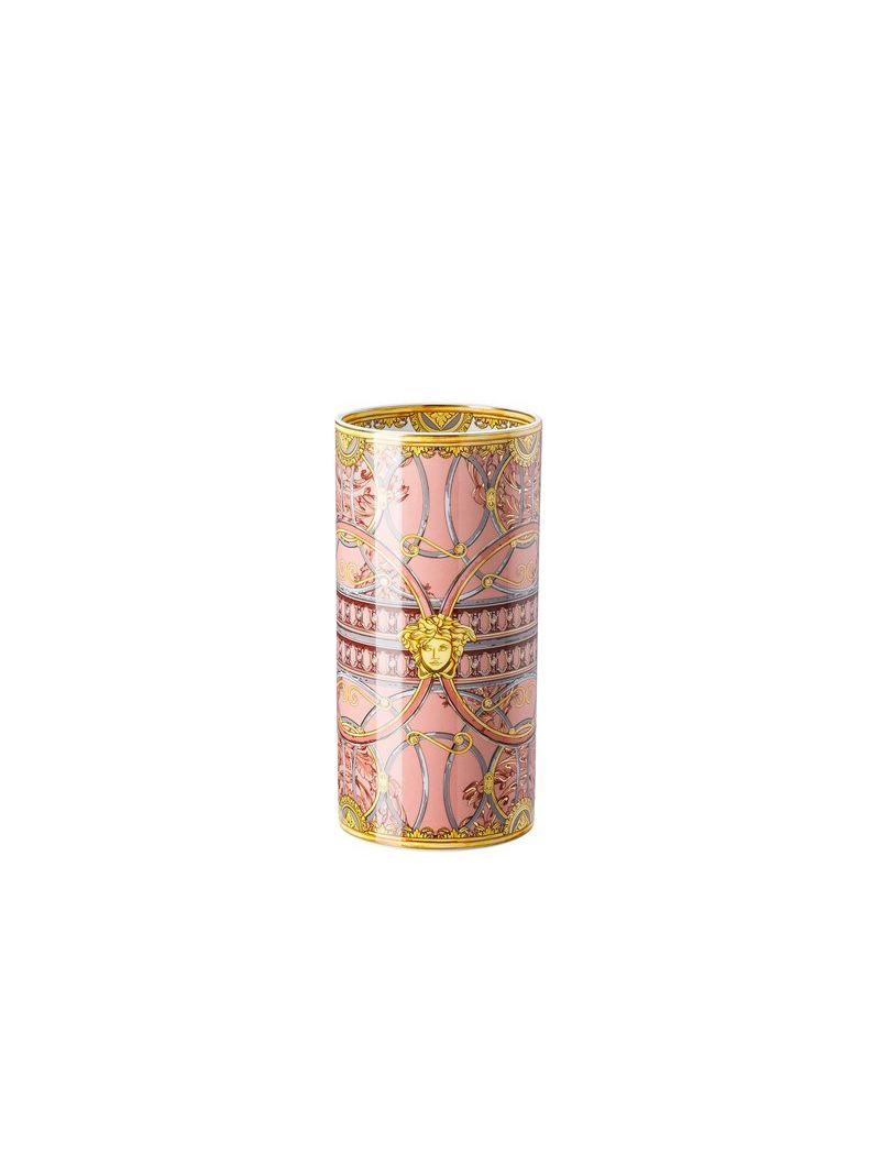 Vaza-portelan-24-cm-Scala-Palazzo-Pink-Rosenthal-Versace