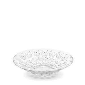 Fructiera Anemones Lalique