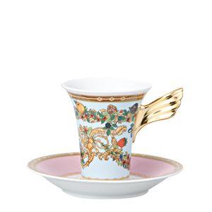 Ceasca cu farfurioara Le Jardin de Versace Versace