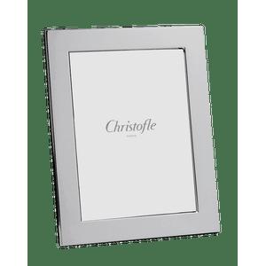 Ceas pentru birou argintat Elementaire  Christofle