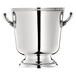 Recipient pentru gheata argintat Malmaison Christofle
