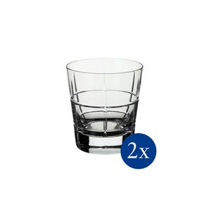 Set 2 pahare whisky old fashion Ardmore Club Villeroy & Boch